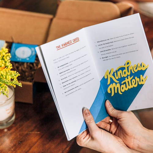 Kindness Matters Gathering Guide by Lumitory