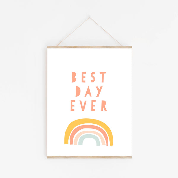 Poster: Best Day Ever