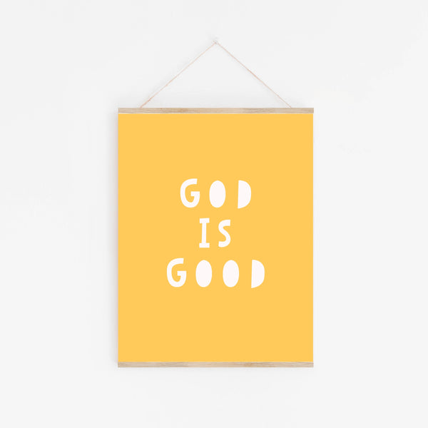 Poster: God Is Good