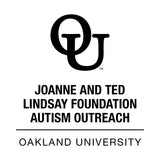 JoAnne and Ted Lindsay Foundation Autism Outreach (OUCARES) Logo