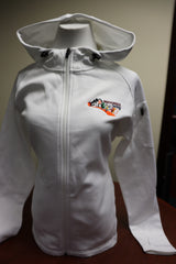 Brooksie Way Full Zip Jacket - White