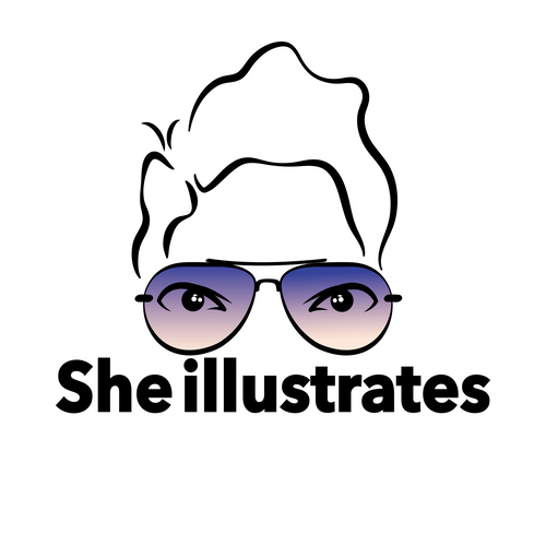 She Illustrates