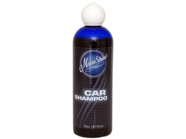 MoonShine Car Shampoo 16oz - MoonShine Car Care Products