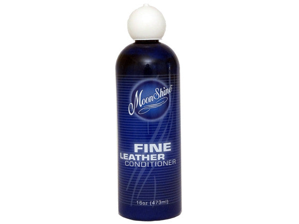 MoonShine Fine Leather Condittioner 16oz - MoonShine Car Care Products