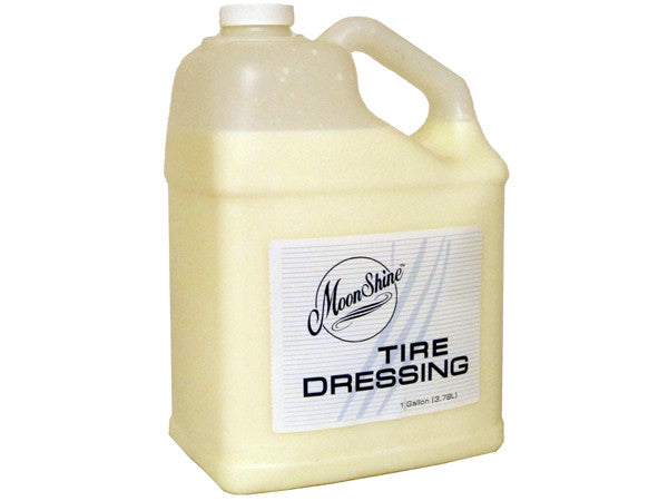 One Gal MoonShine Tire Dressing