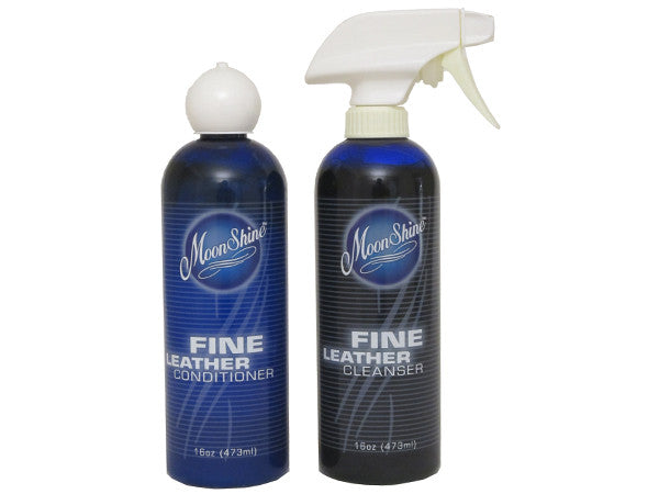 MoonShine Basic Fine Leather Care - MoonShine Car Care Products