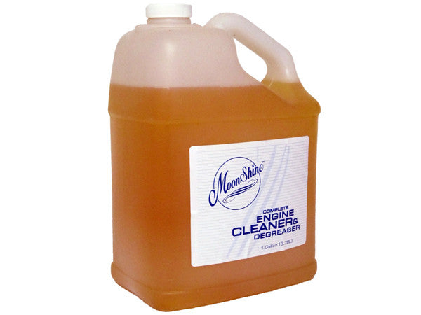 MoonShine Engine Cleaner & Degreaser One Gal Refill - MoonShine Car Care Products