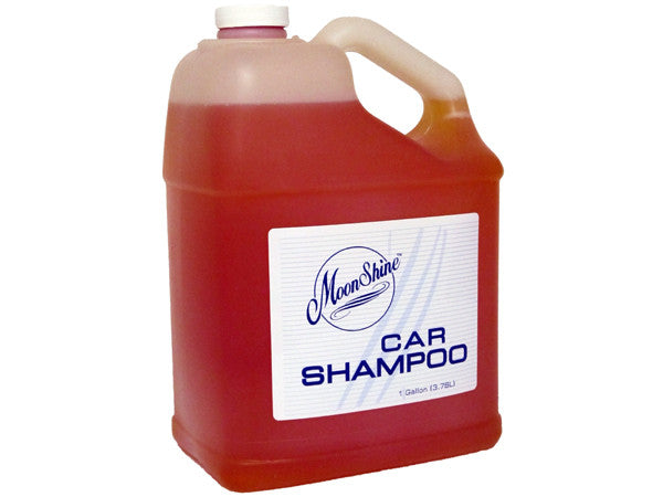 MoonShine Car Shampoo One Gal Refill - MoonShine Car Care Products