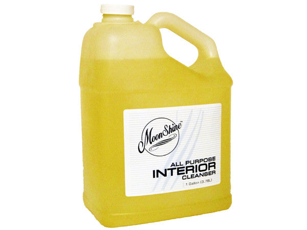 MoonShine All Purpose Interior Cleaner One Gal Refill - MoonShine Car Care Products