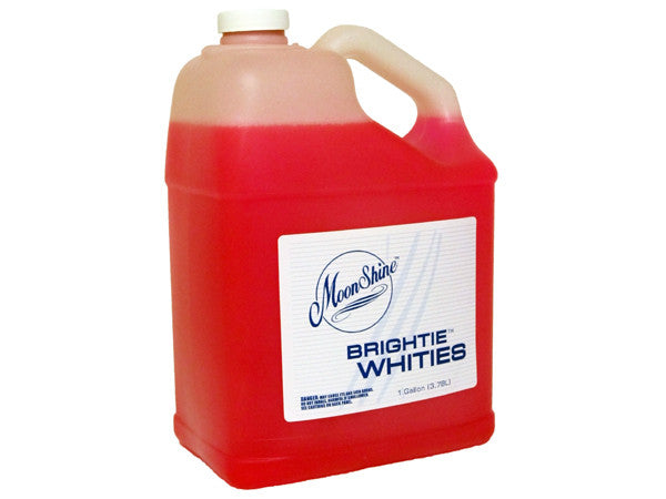 MoonShine Brightie Whities (white wall tire & wheel cleaner) One Gal Refill - MoonShine Car Care Products