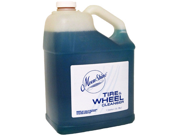 MoonShine Tire & Wheel Cleaner One Gal Refill - MoonShine Car Care Products