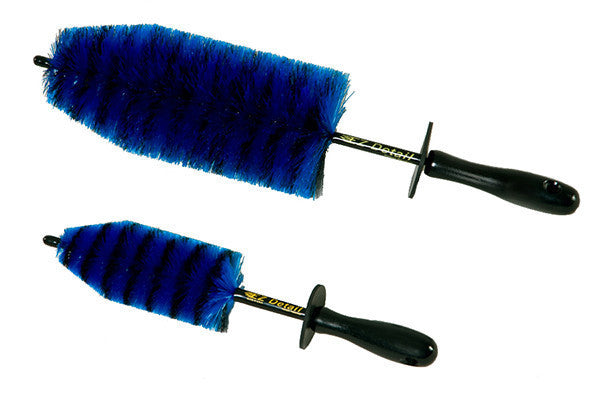 MoonShine Pair of Muti Flex Wheel Brushes - MoonShine Car Care Products