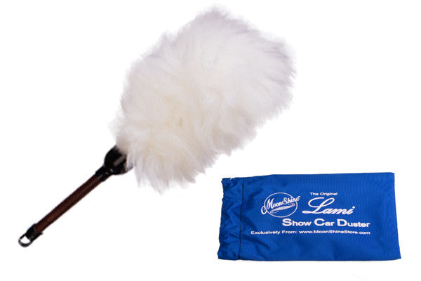 "The Original 12"" MoonShine LAMI Interior Show Car Duster"