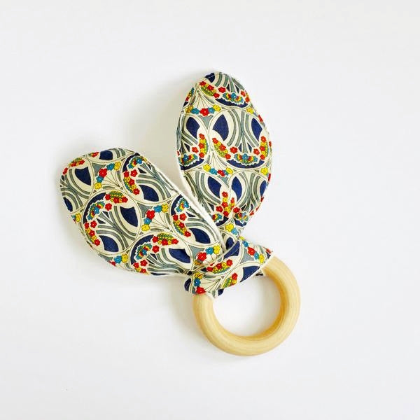 Liberty Teething Ring