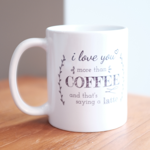 Coffee Lover's Mug