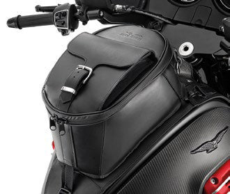 Leather Tank Bag