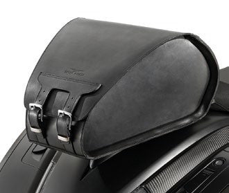 Small Leather Top Box For Rear Rack
