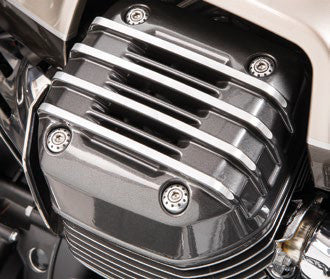 Cylinders Covers Kit (Grey)