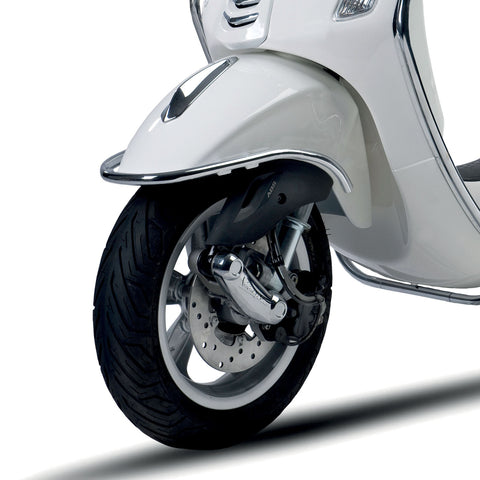 Chromed Mudguard Protection
