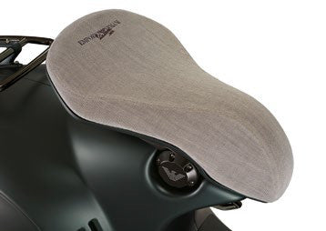 Linen Saddle Cover