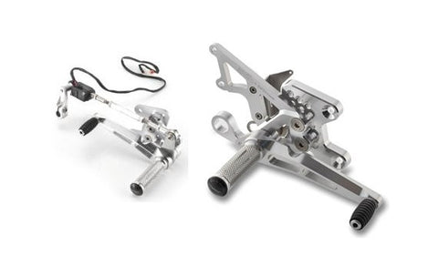 ADJUSTABLE REARSET KIT APRC+ABS