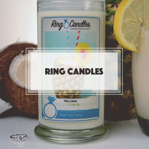 Ring Candles - A Perfect Fit Every Time!™