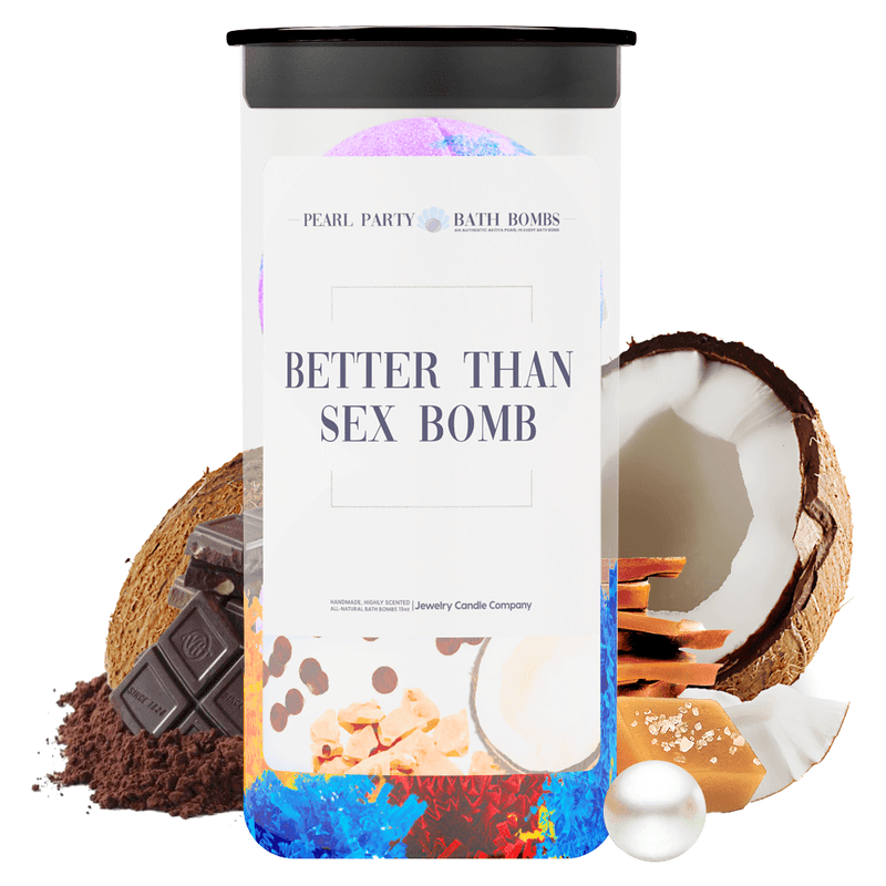 Better Than Sex Pearl Party Bath Bombs Twin Pack - BathBombs.Com
