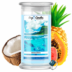 Bahama Mama Ring Candle - BathBombs.Com