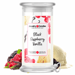 Black Raspberry Vanilla Jewelry Candle - BathBombs.Com