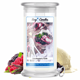 Black Raspberry Vanilla Ring Candle - BathBombs.Com