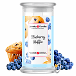 Blueberry Muffin Jewelry Candle - BathBombs.Com