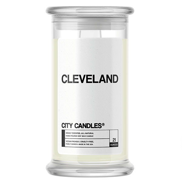Cleveland City Candle - BathBombs.Com