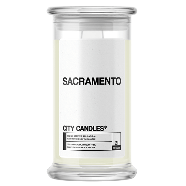 Sacramento City Candle - BathBombs.Com