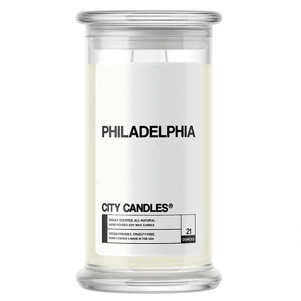 Philadelphia City Candle - BathBombs.Com