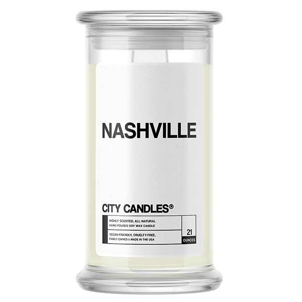 Nashville City Candle - BathBombs.Com