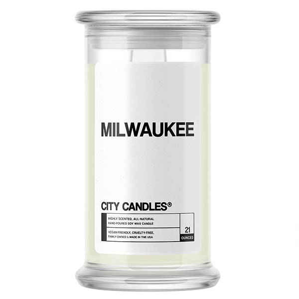 Milwaukee City Candle - BathBombs.Com
