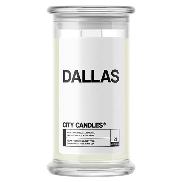 Dallas City Candle - BathBombs.Com