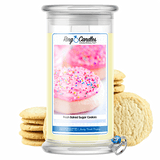 Fresh Baked Sugar Cookies Ring Candle - BathBombs.Com