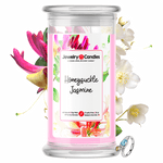 Honeysuckle Jasmine Jewelry Candle