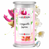 Honeysuckle Jasmine Jewelry Candle - BathBombs.Com