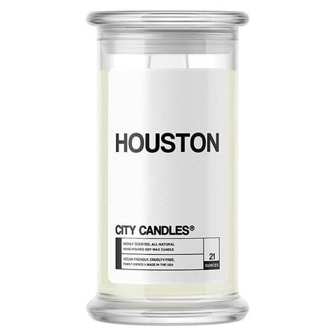 Houston City Candle - BathBombs.Com