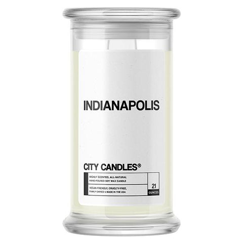Indianapolis City Candle