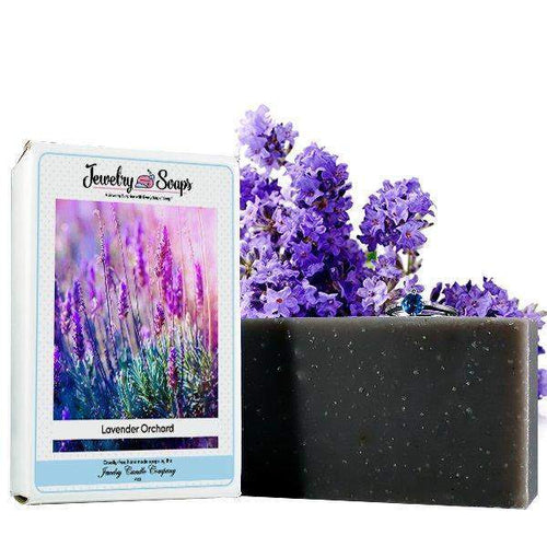 Lavender Orchard | Jewelry Soap - BathBombs.Com