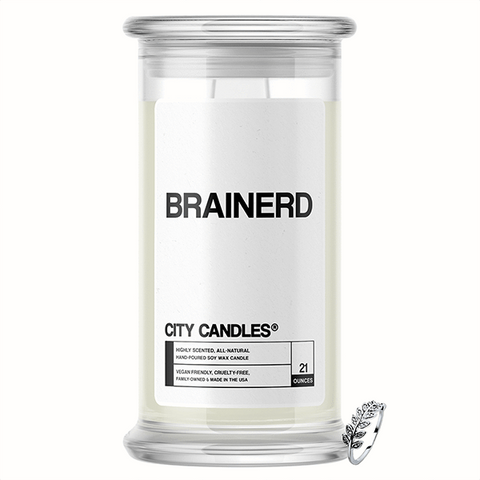 Brainerd City Jewelry Candle - BathBombs.Com