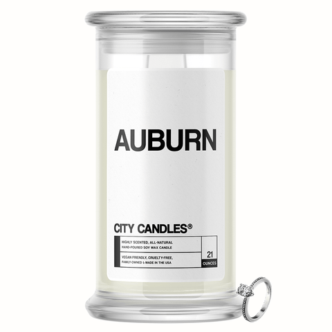 Auburn City Jewelry Candle - BathBombs.Com