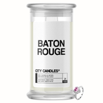 Baton Rouge City Jewelry Candle - BathBombs.Com