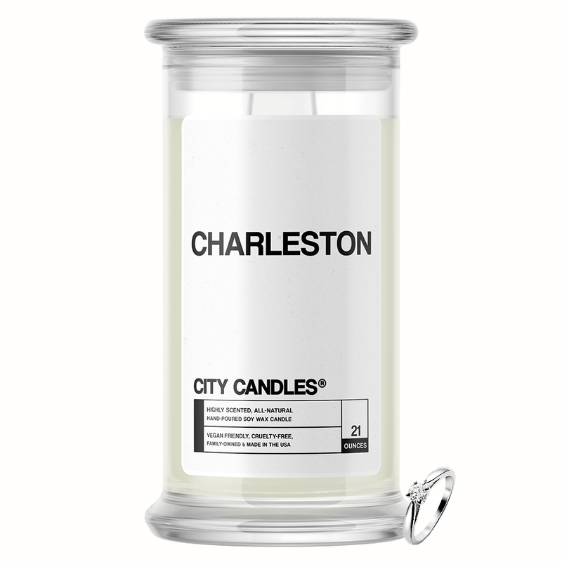 Charleston City Jewelry Candle - BathBombs.Com