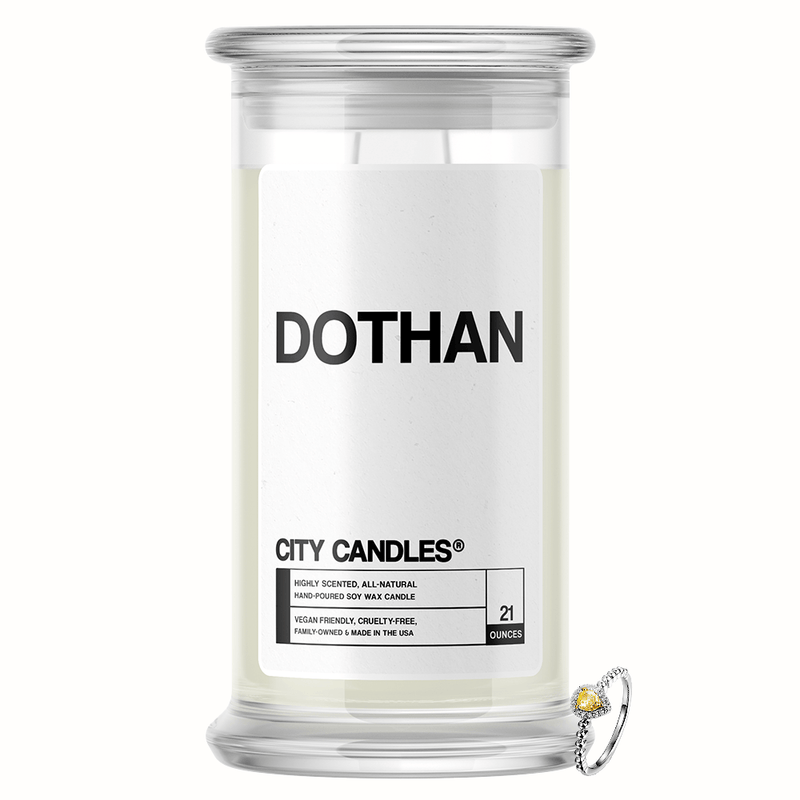Dothan City Jewelry Candle - BathBombs.Com
