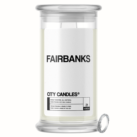 Fairbanks City Jewelry Candle - BathBombs.Com