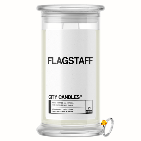 Flagstaff City Jewelry Candle